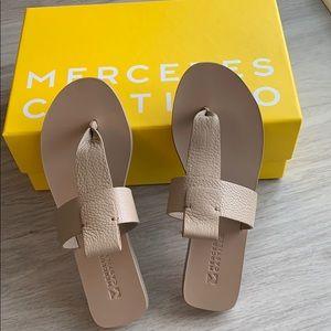 "Mercedes Castillo ""Tanna"" Thong Sandal"